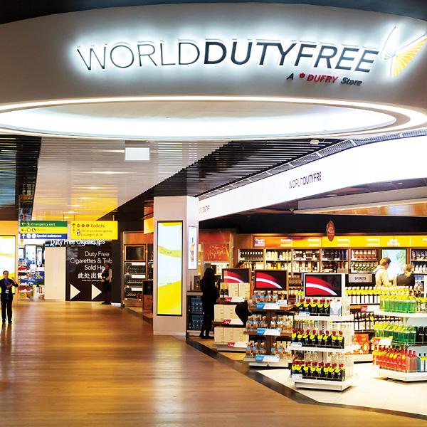 World Duty Free, London Heathrow Terminal 3