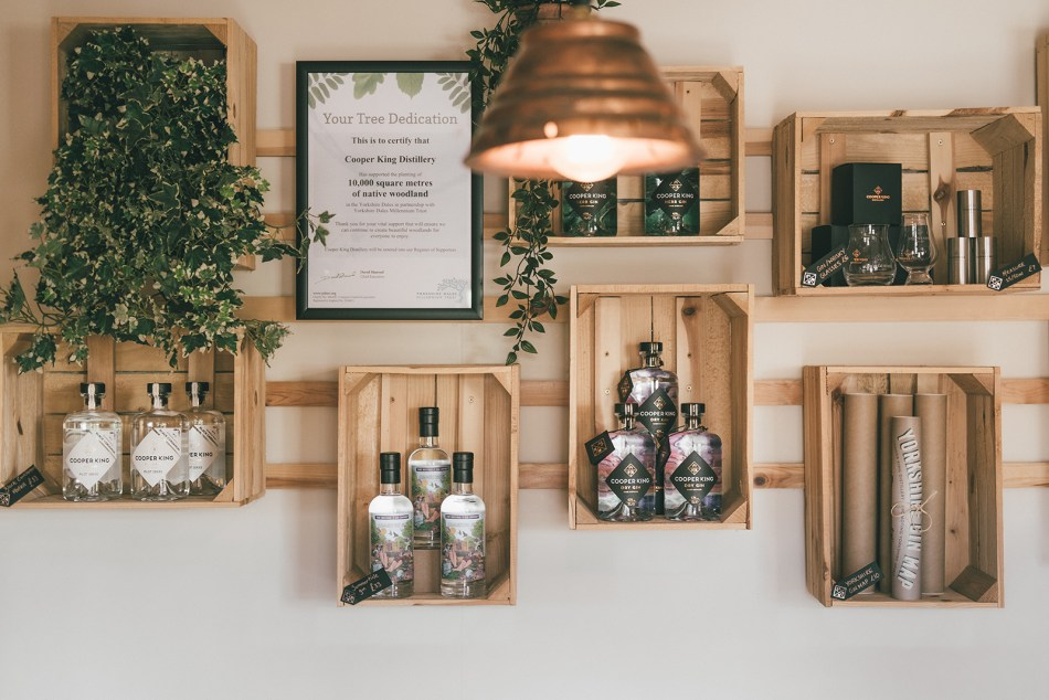 Cooper King Distillery