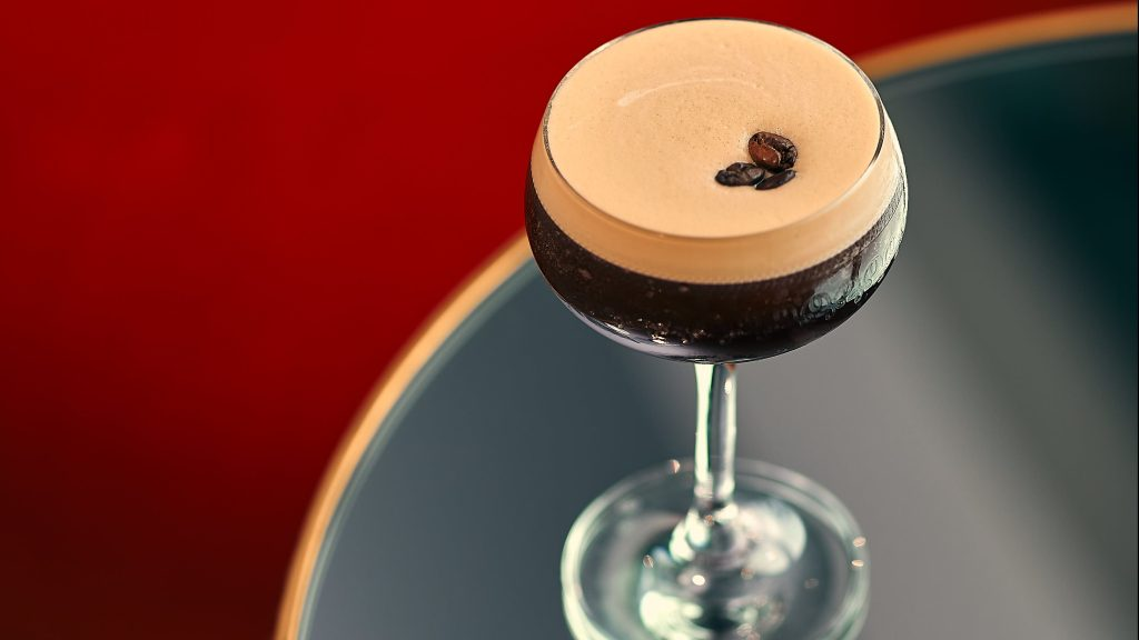 Masons Gin Espresso Martini