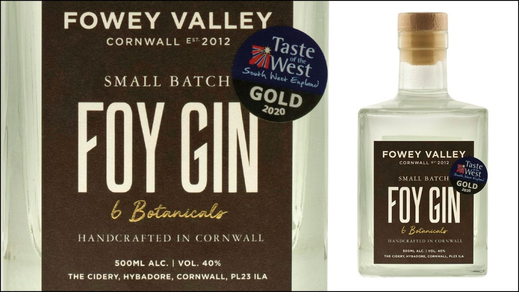 Foy Gin Small Batch