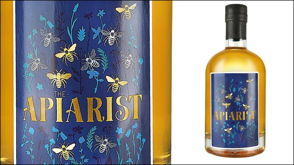 The Apiarist Honey Infused Gin