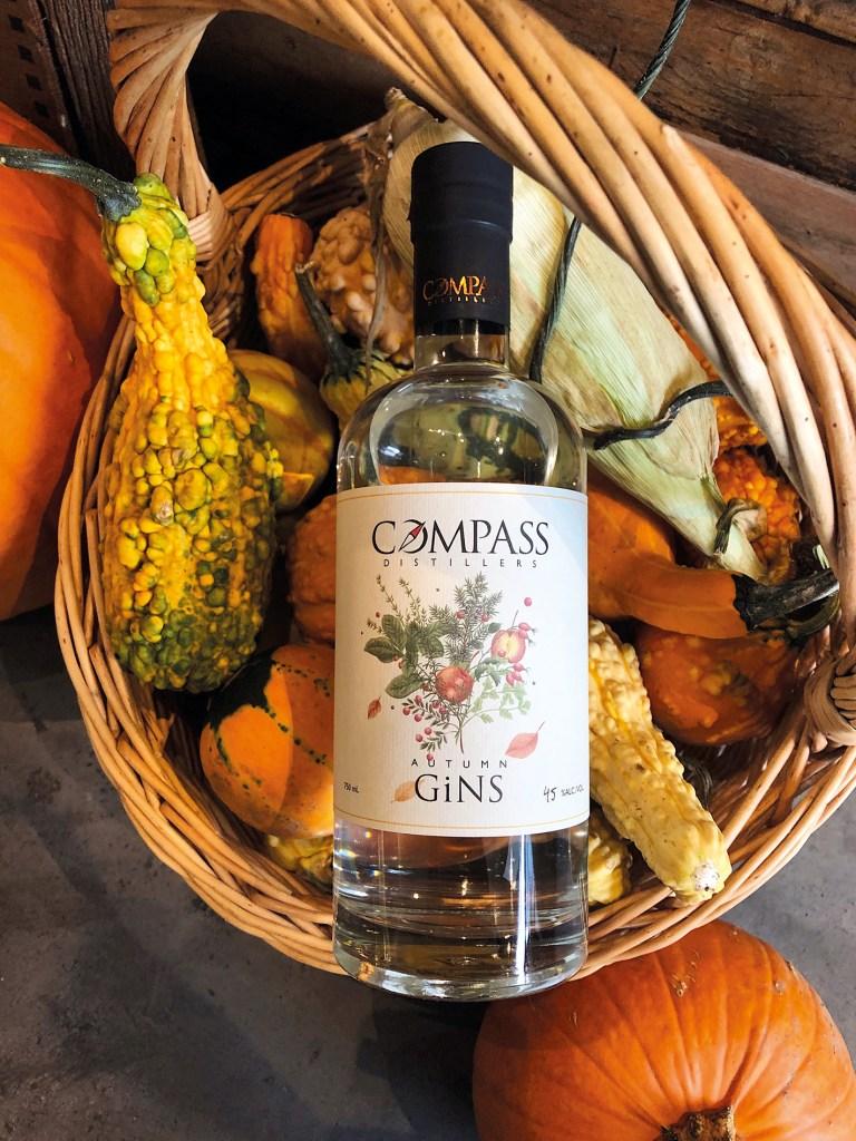 Compass Distillery Autumn GiNS