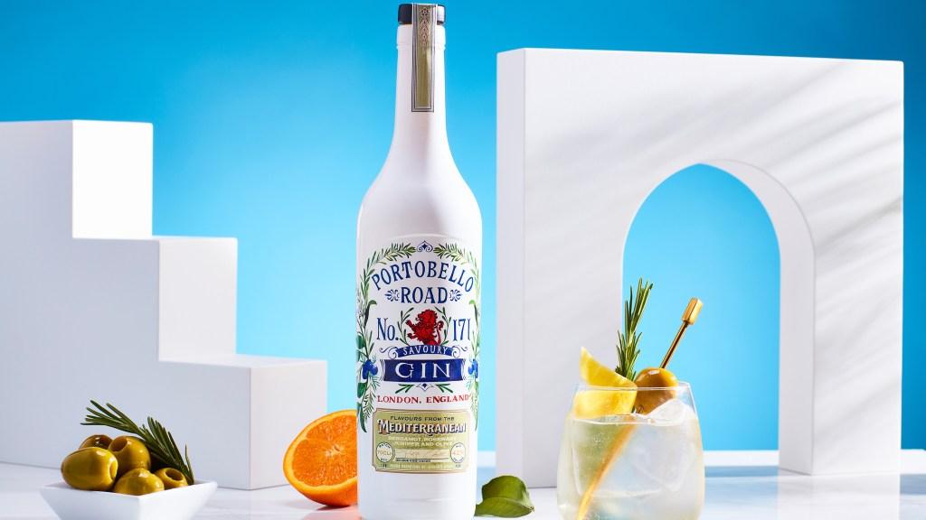 Portobello Road Savoury Gin