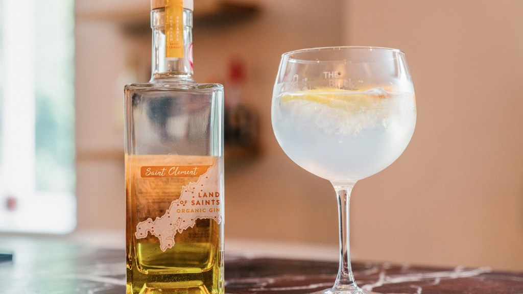 Land of Saints St Clements Gin credit Isaiah Cheng