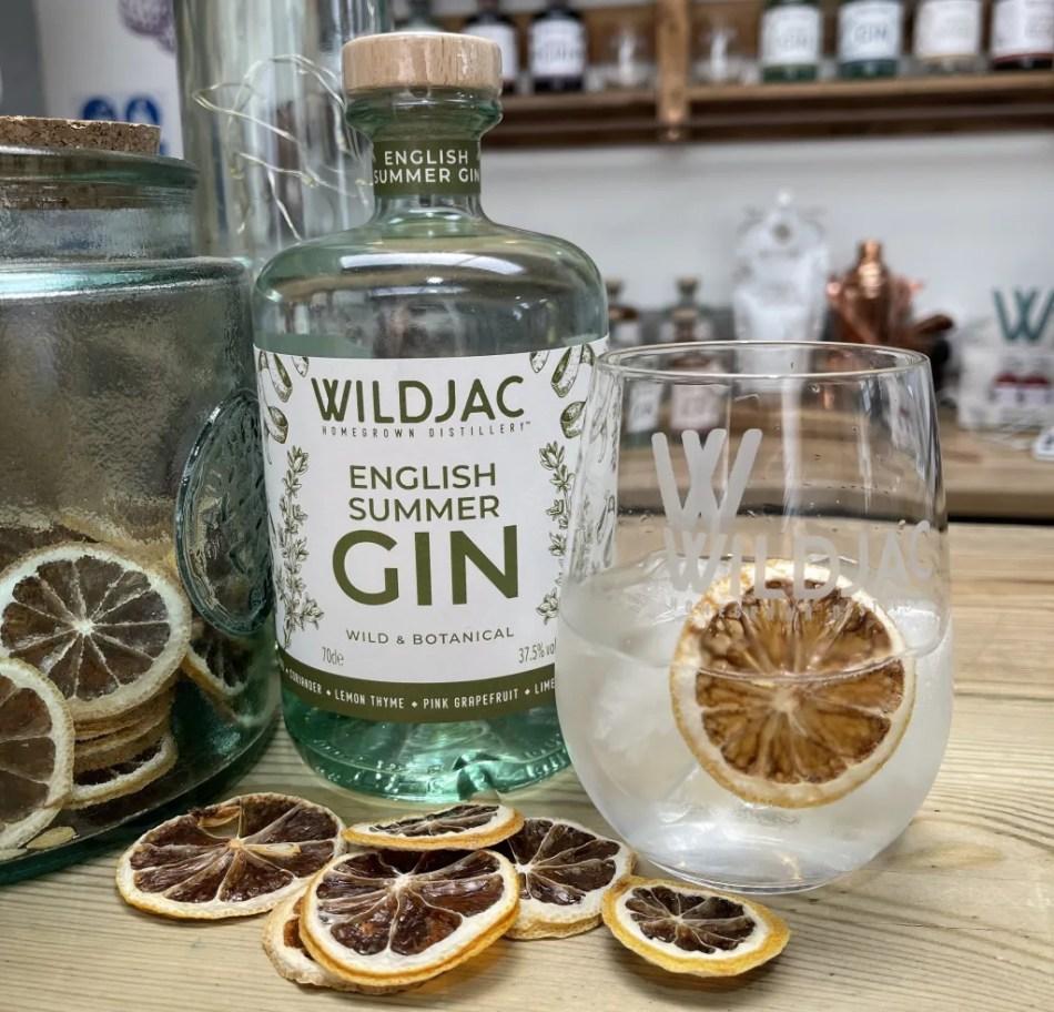 Wildjac English Summer Gin