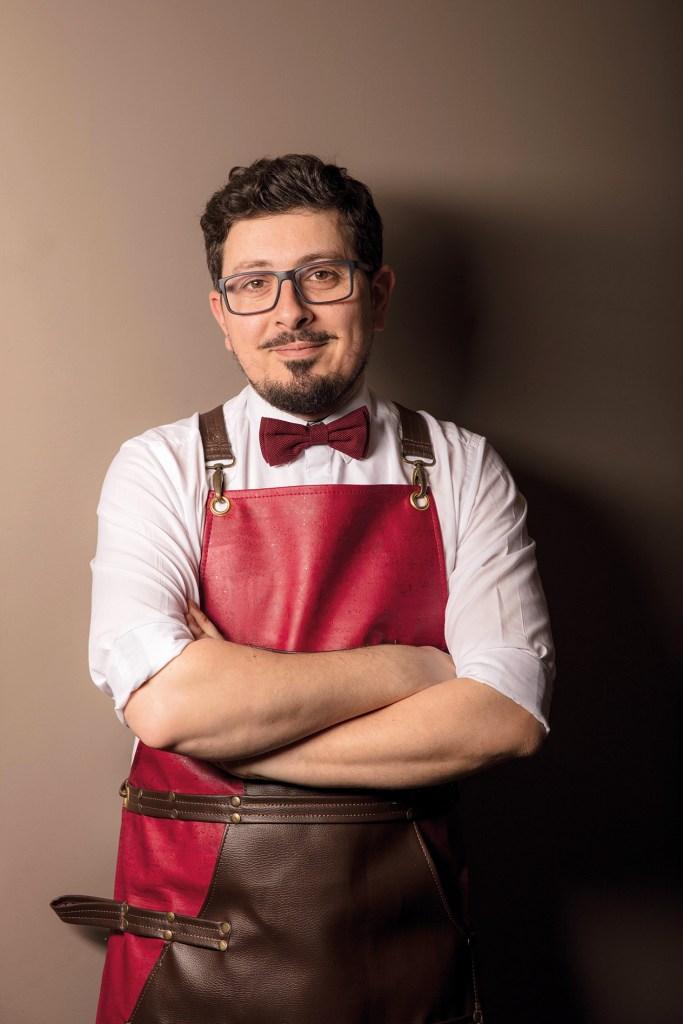 Paulo Gomes of Red Frog Speakeasy