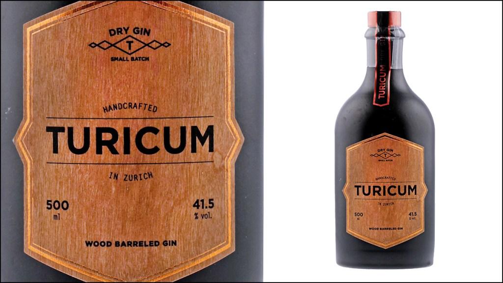 Turicum Wood Barreled Gin