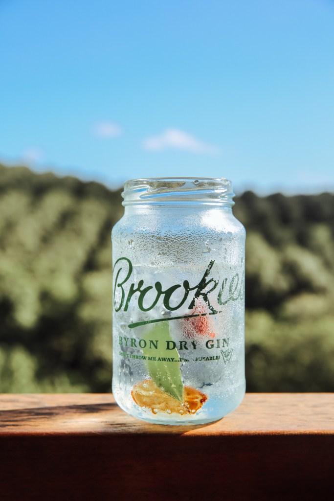 Brookie's G&T