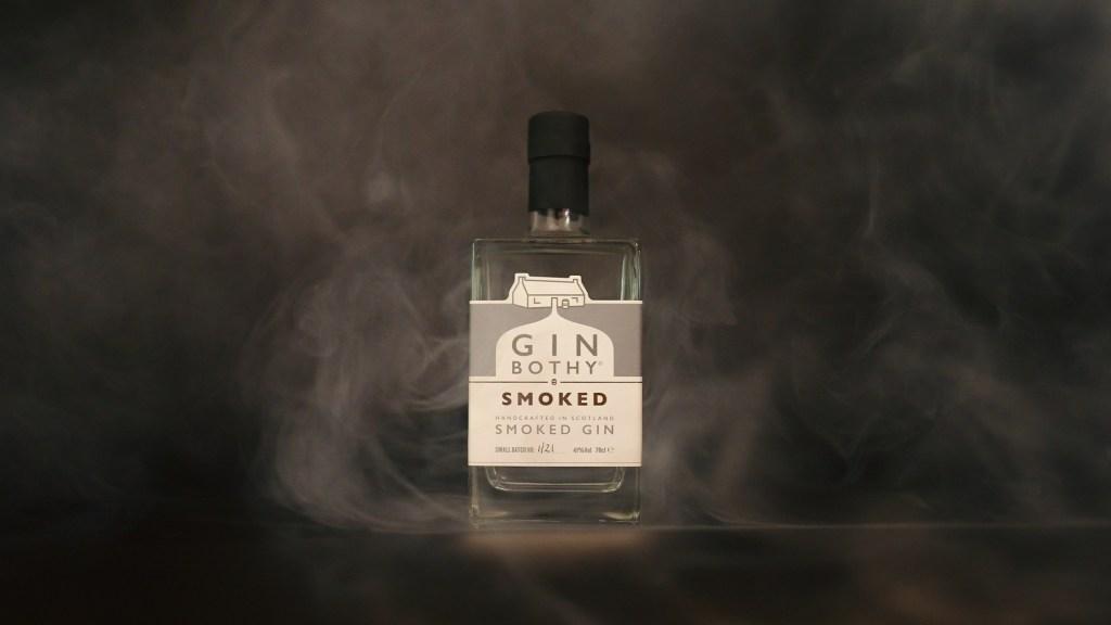 Gin Bothy Smoked Gin