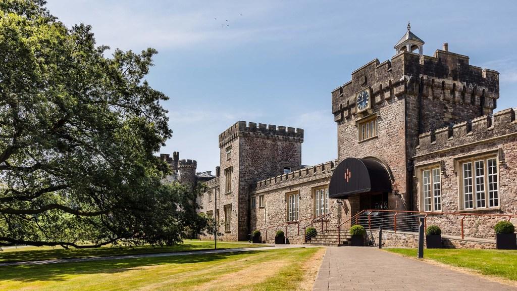 Hensol Castle Distillery in South Wales