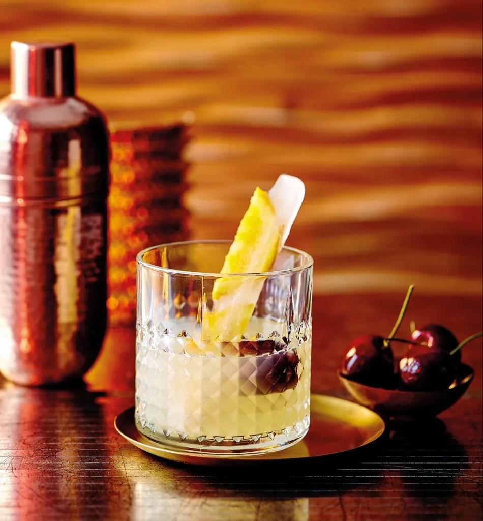 Kokomo cocktail from Negroni book