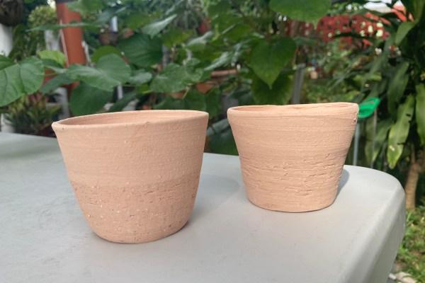 シンガポールで陶芸体験