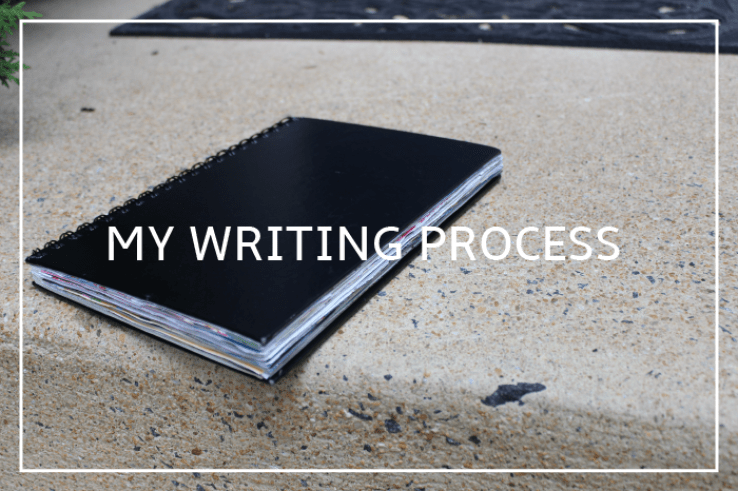 My Writing Process | Gina Alyse