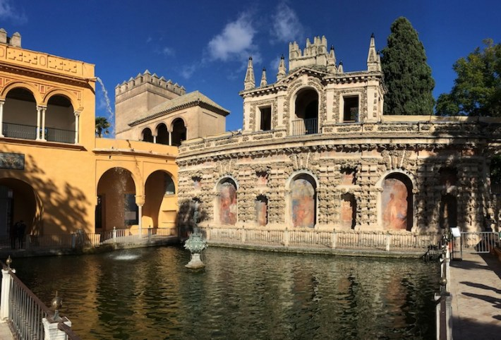 Real Alcázar in Seville Spain Must-See Attraction