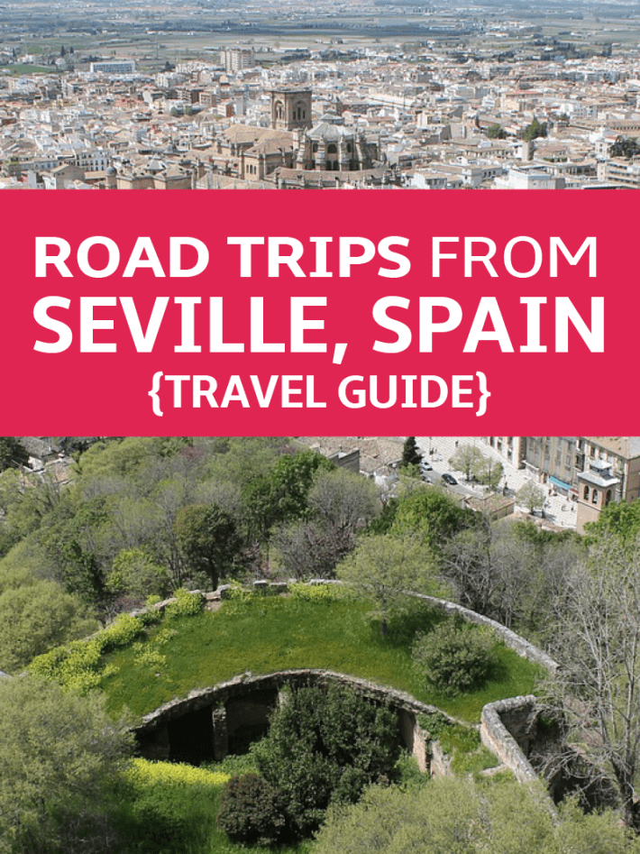 Road Trips from Seville Spain