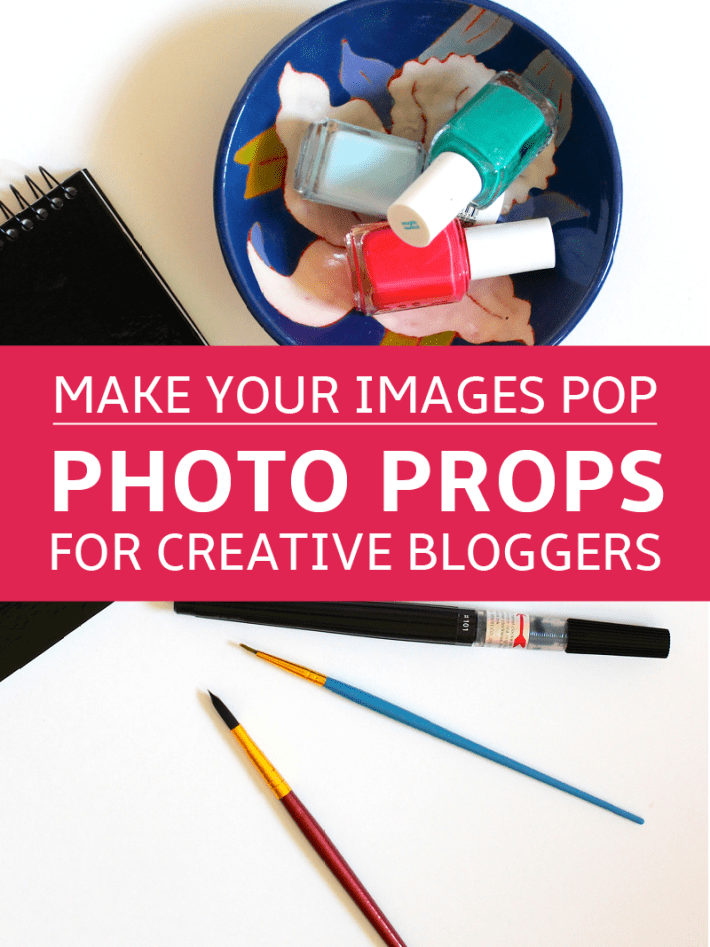 Creative Photo Props for Bloggers | Boost Your Blog Images