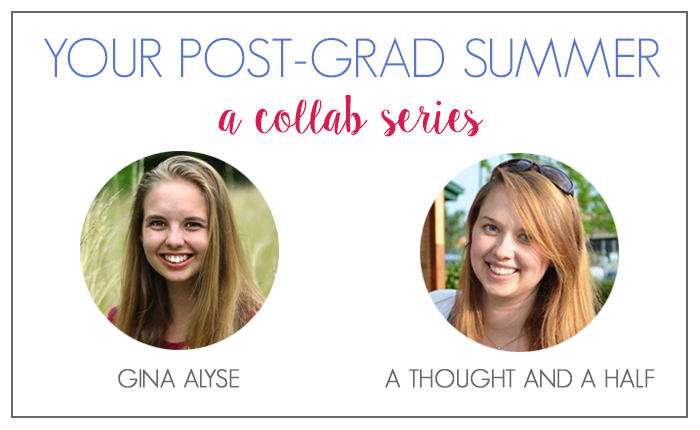 Your Post-Grad Summer Collab Series