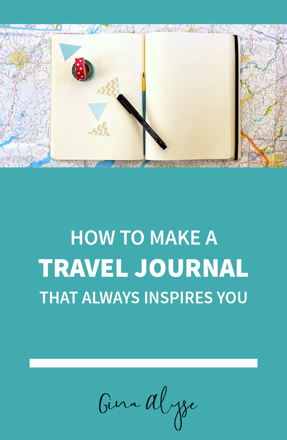 How to make a travel journal that always inspires you how to make an epic travel journal solutioingenieria Gallery