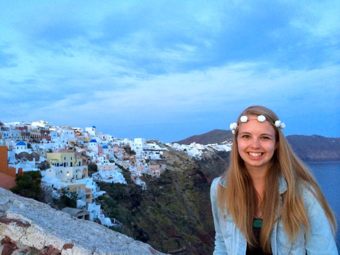 Best Place to Watch a Sunset in Santorini
