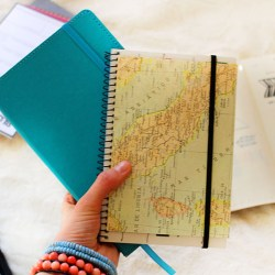 An Inside Look Into My Travel Journal (Part 2 – Europe)
