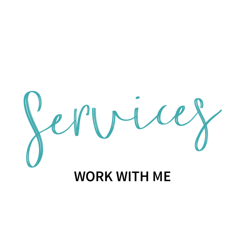 Services - Work With Me