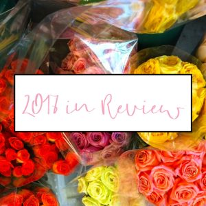 A Year in Review {2017}