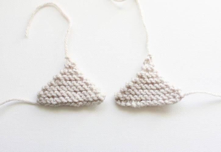 dec1ce1d0 Fox Scarf Knitting Pattern- women   child sizes - Gina Michele