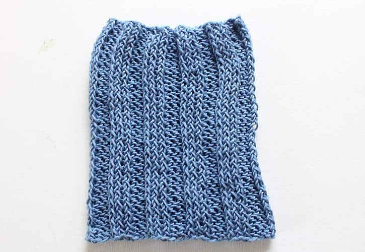 Easiest Knit Baby Hat