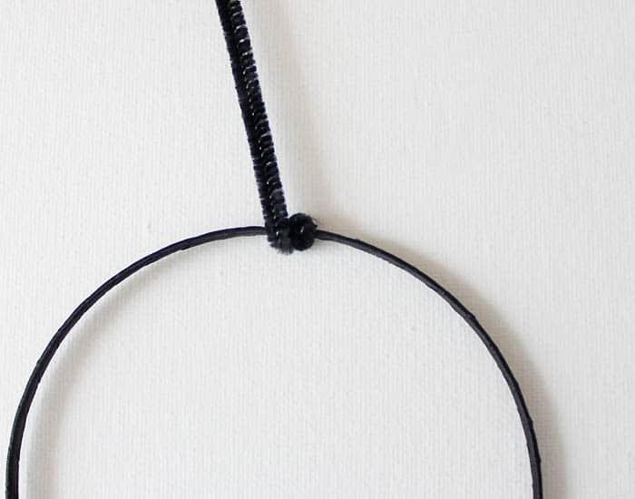 DIY Veiled Cat Ear Headband