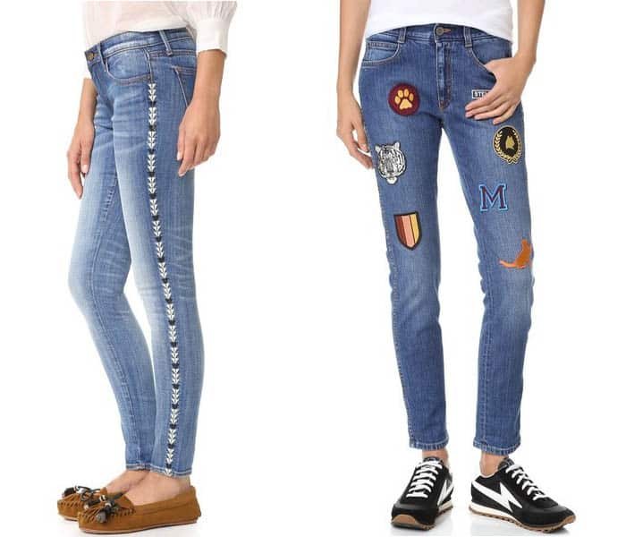 Easy Ways to Makeover Your Old Jeans for Fall