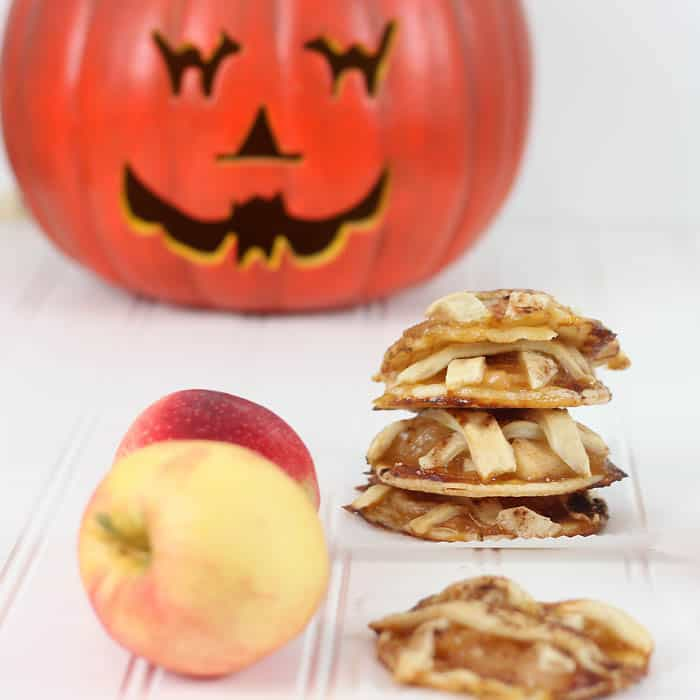 Caramel Apple Pie Cookies recipe