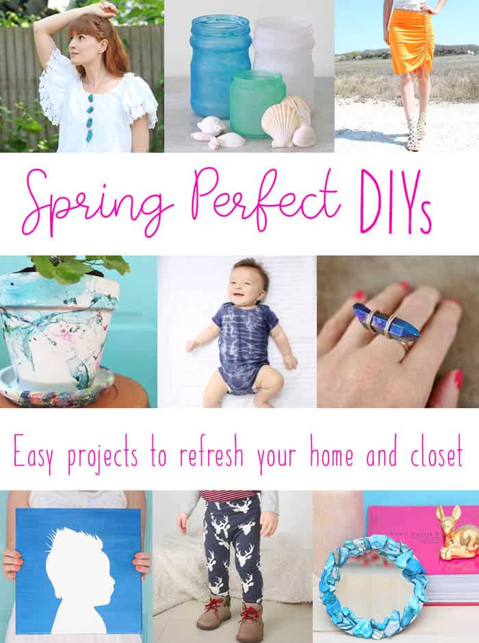 DIY projects for women, baby and the home by Gina Michele