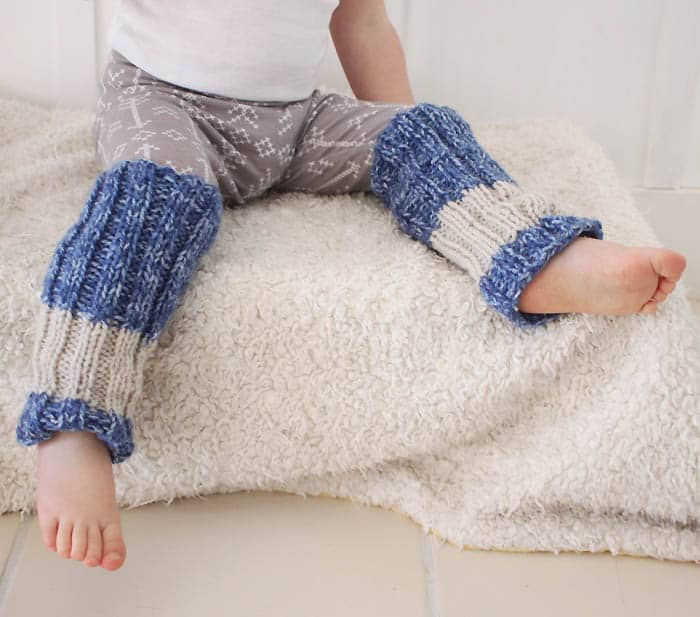 Toddler Legwarmers Free Knitting Pattern