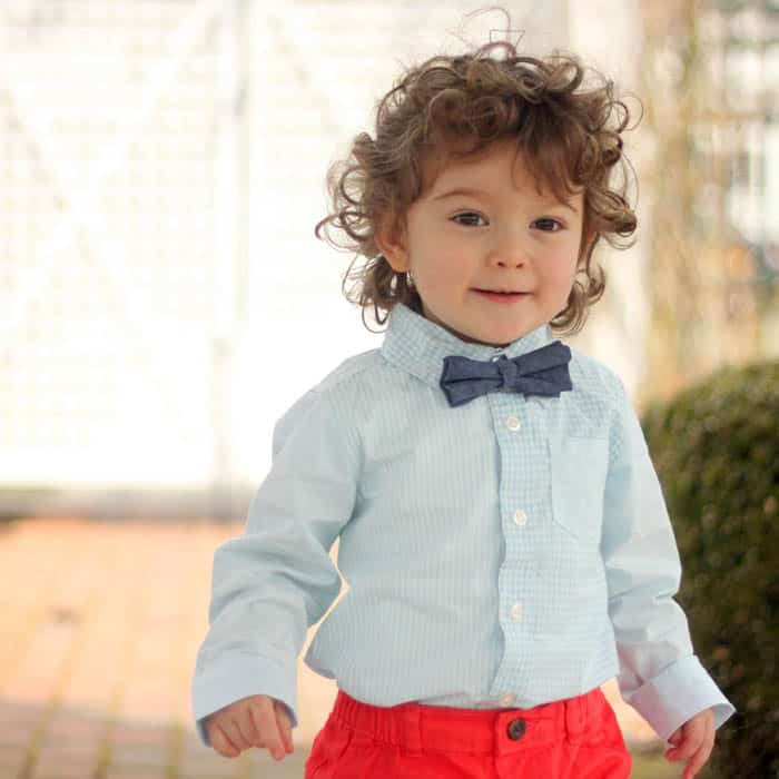 Easter Sunday Best with Carter's