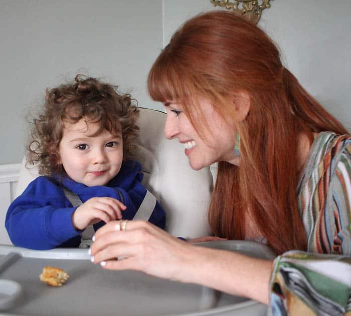 Recipe Healthy Cauli-Tots by Gina Michele