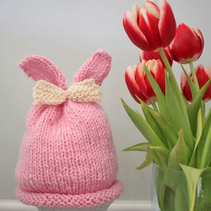 Free Easter Knitting Patterns