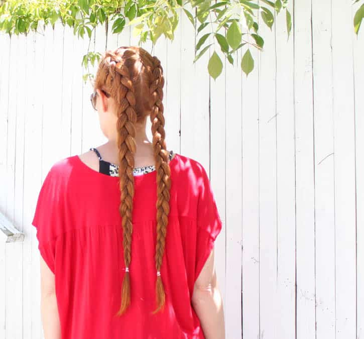 Festival Ready Braided Hairstyles by Gina Michele