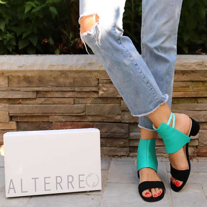 Alterre NY Interchangeable shoes