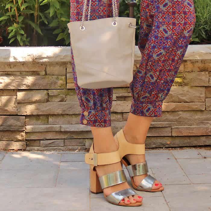 Tobi Lace Top Anthropologie Silk Pants