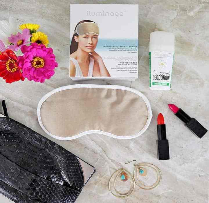 Monthly Beauty Favorites (velvet lipstick, a wrinkle fighting eye mask & the best natural deodorant ever)
