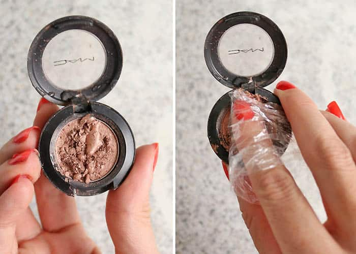 Trying Out The Most Popular Makeup Hacks on Pinterest