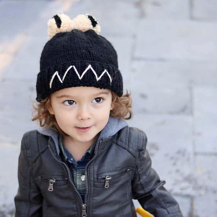 Stella McCartney Kids Hat Free Knitting Pattern