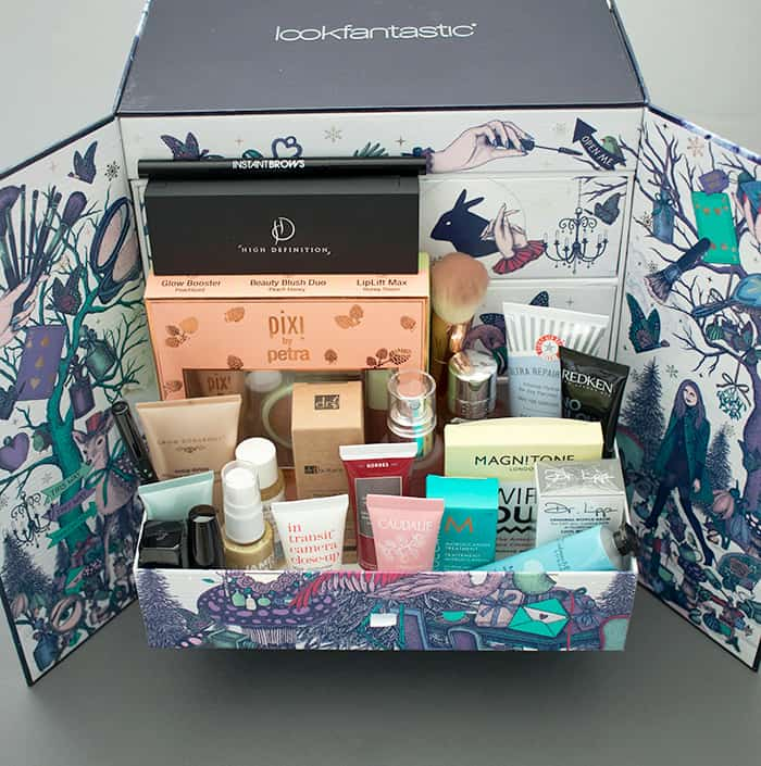 Beauty in Wonderland Advent Calendar by lookfantastic