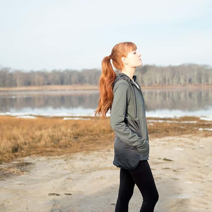 Hamptons NY blogger Gina Michele