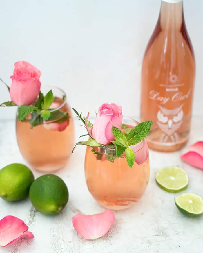 Rosé Mojito