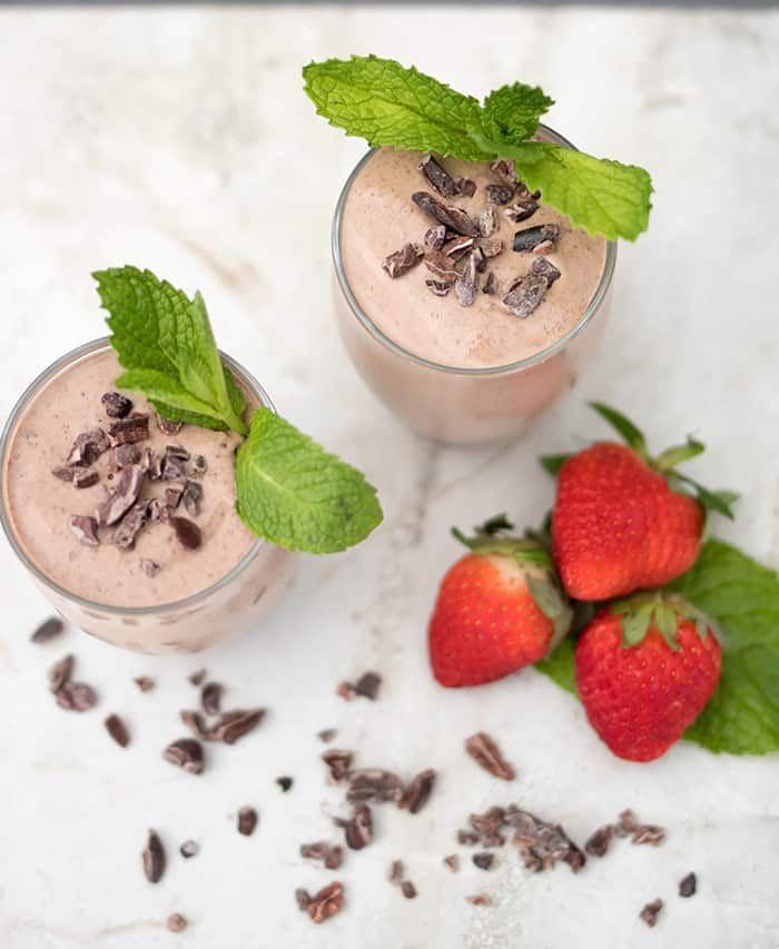 Tofu Chocolate Mousse Recipe
