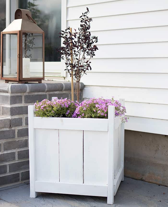 Outdoor Planter DIY