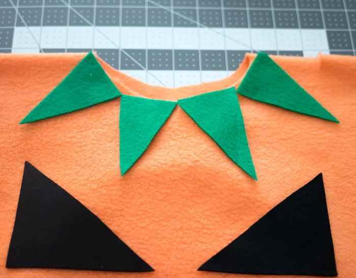 Jack-O-Lantern Costume DIY