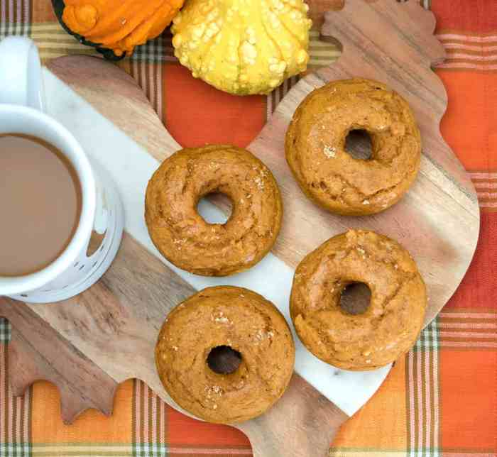 Baked Vegan Donuts by Gina Michele