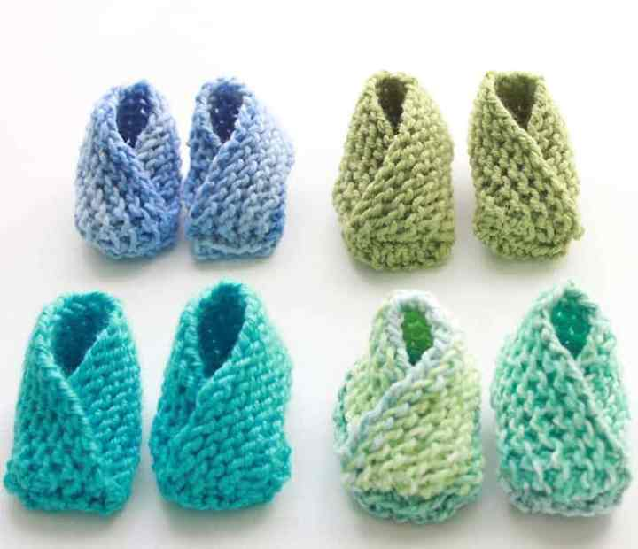 Last Minute Knitted Gifts - Free Knitting Patterns